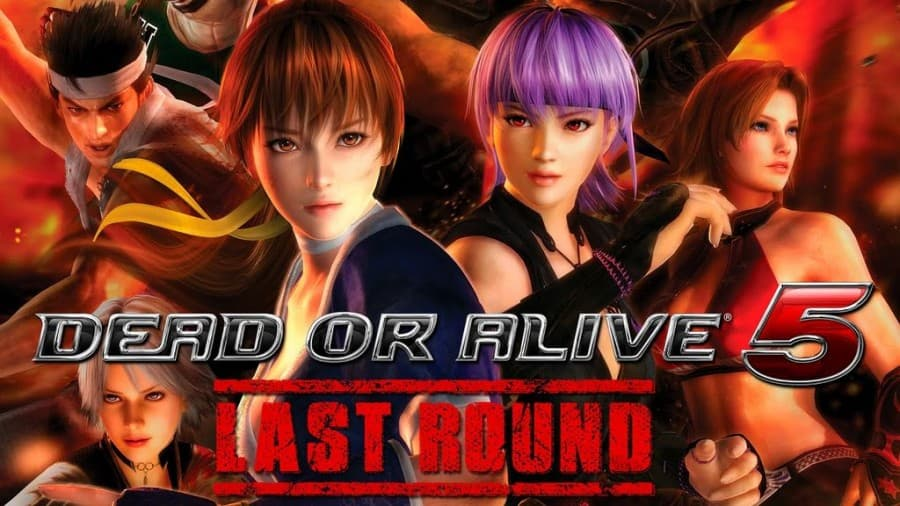 Dead or Alive 5 L R C F free to play sur Xbox One