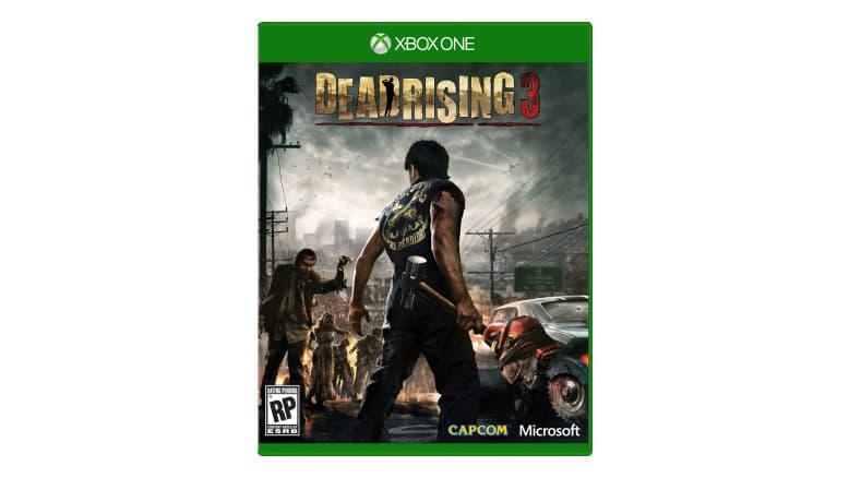 Dead Rising 3: Du zombies en veux tu en voila