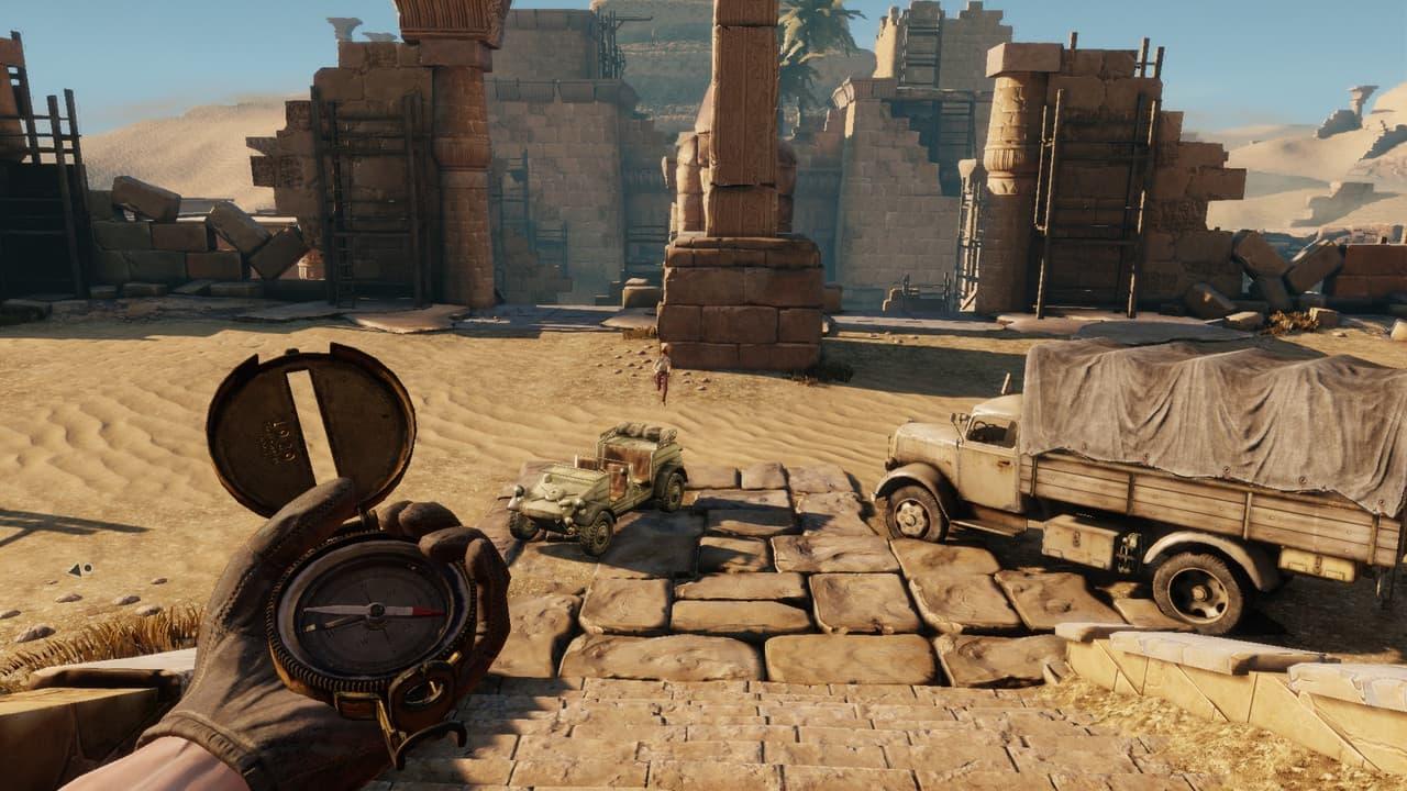 Xbox 360 Deadfall Adventures