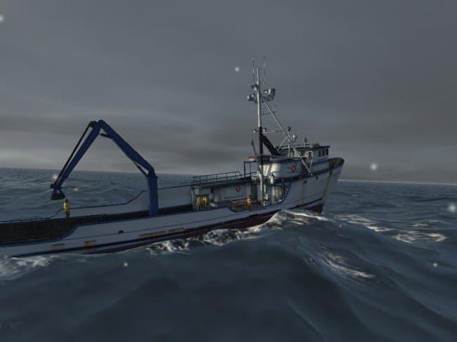 Deadliest Catch: Alaskan Storm Xbox 360