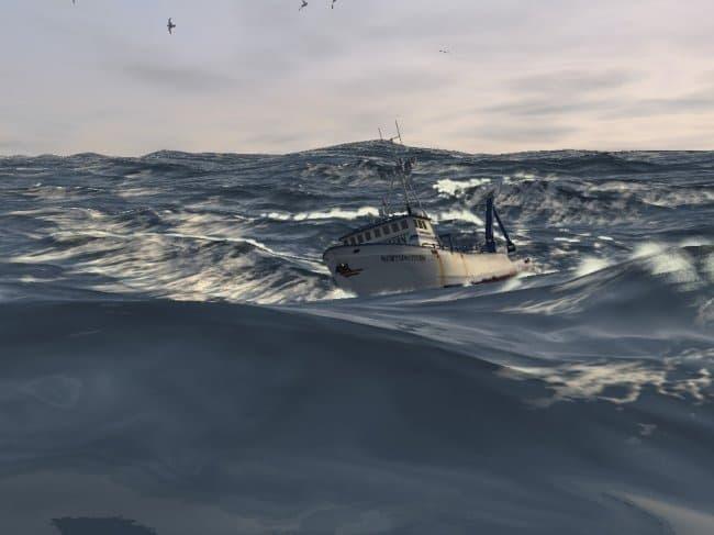 Deadliest Catch: Alaskan Storm Xbox
