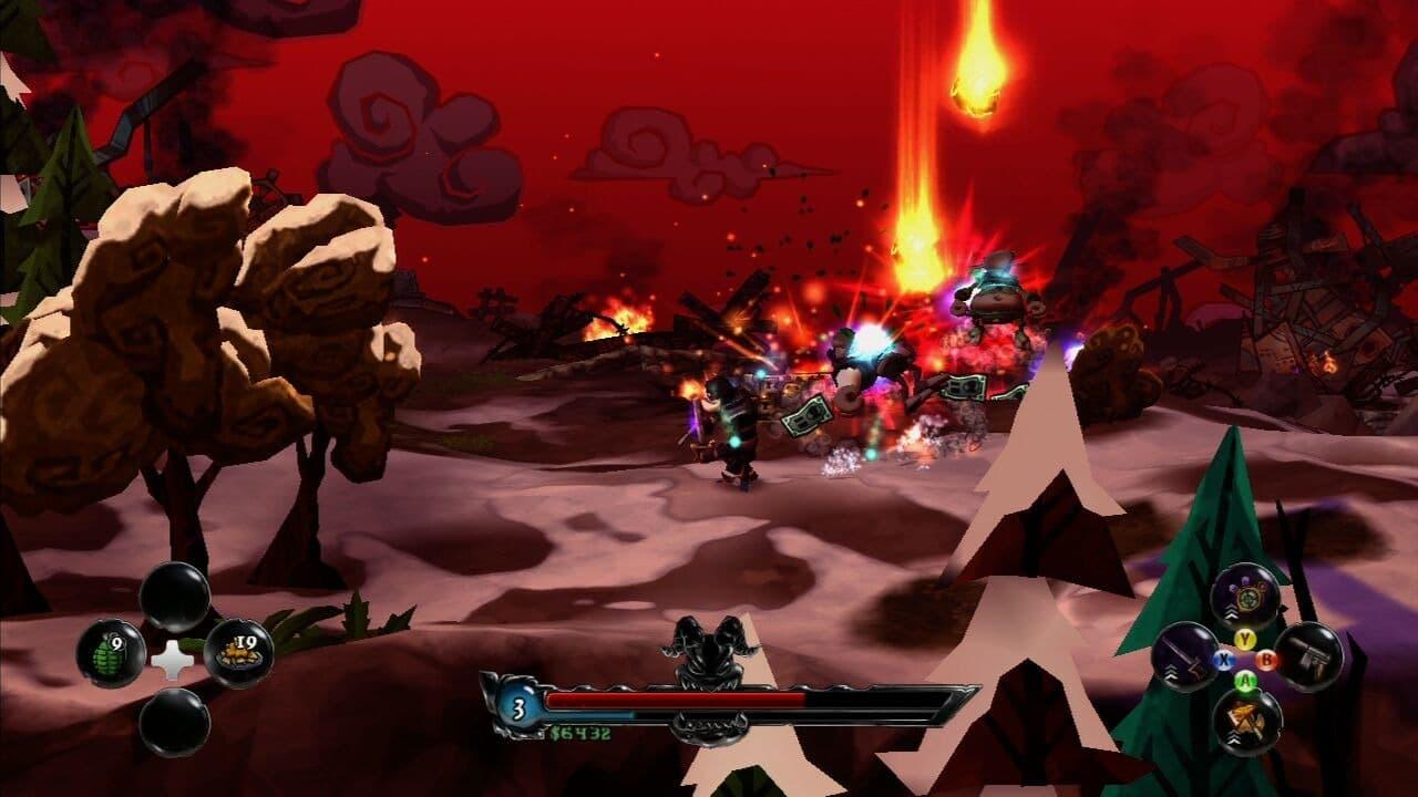 Xbox 360 DeathSpank: Thongs of Virtue