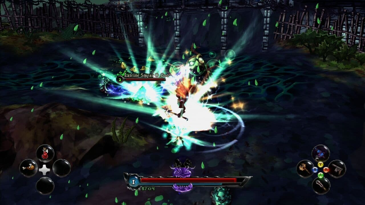 DeathSpank: Thongs of Virtue Xbox