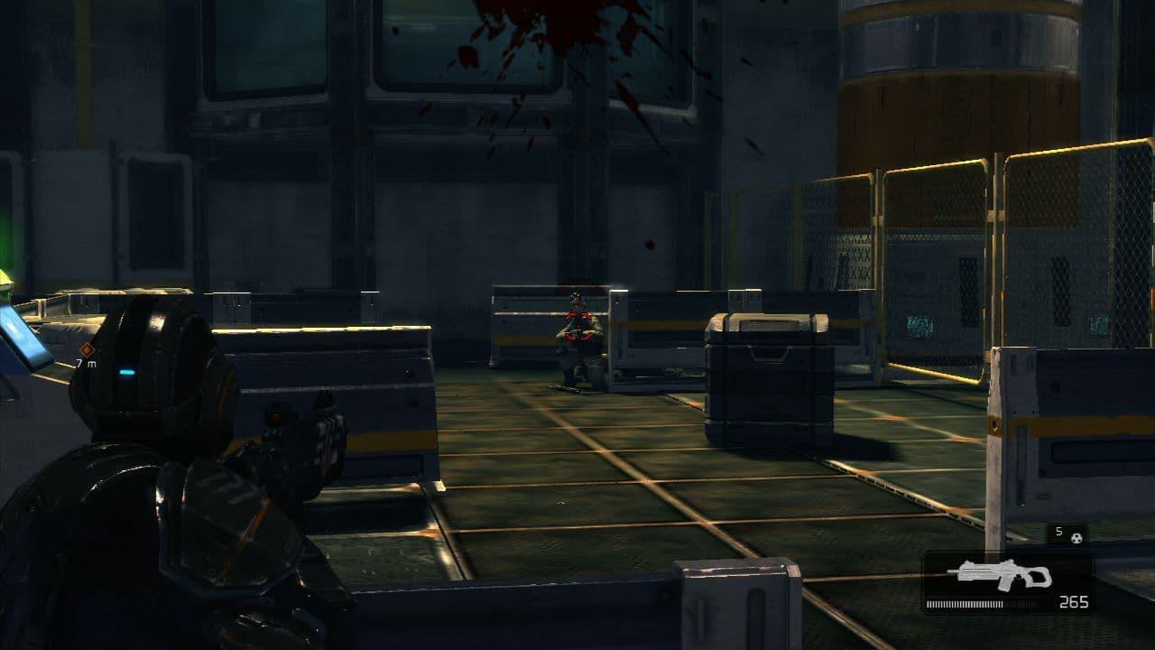 Deep Black Episode 1 Xbox 360