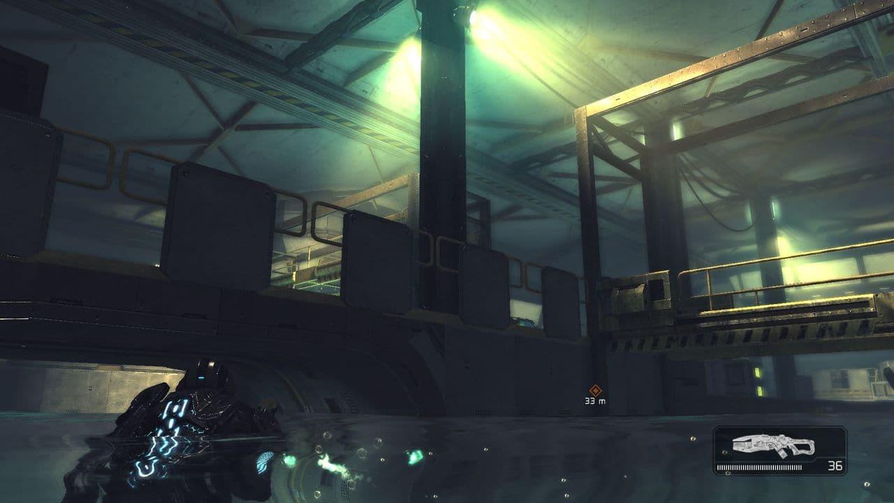 Deep Black Episode 1 - Image n°6