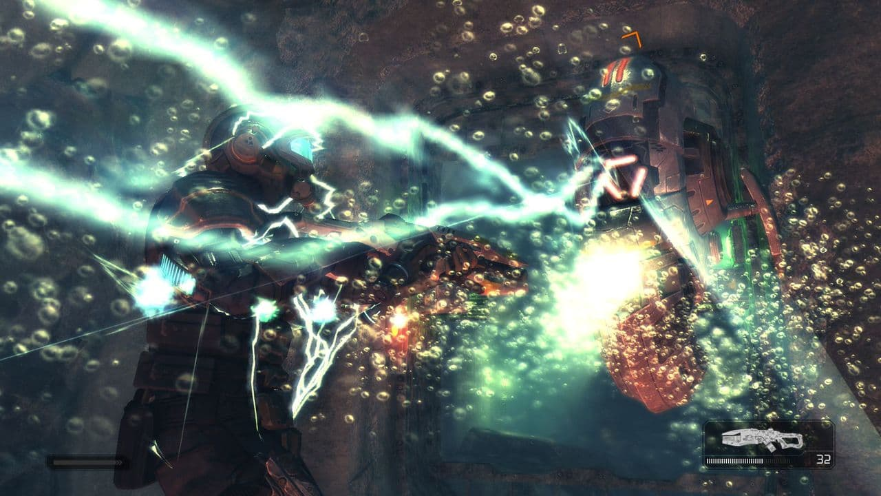 Xbox 360 Deep Black Episode 1