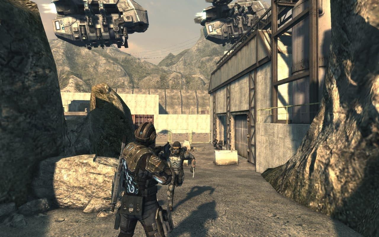 Deep Black: Reloaded Xbox