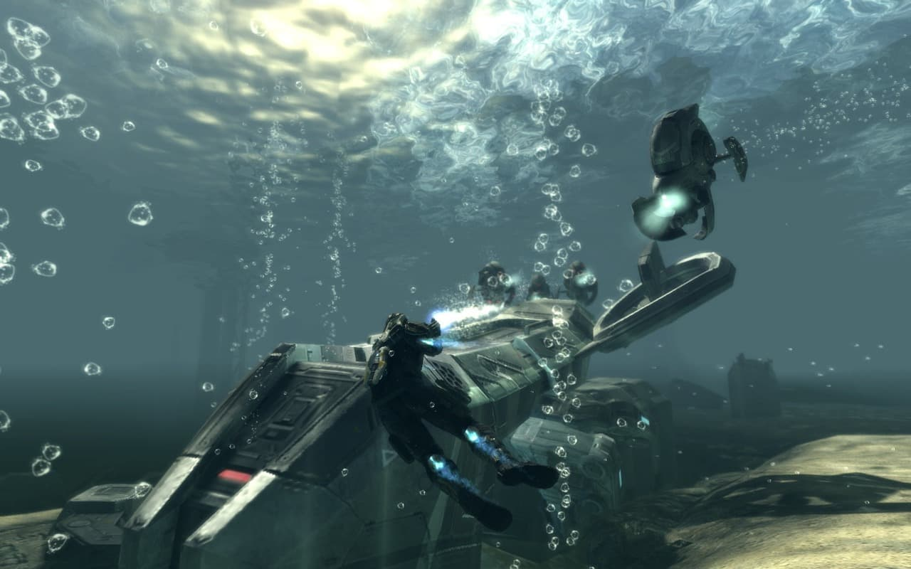 Deep Black: Reloaded Xbox 360