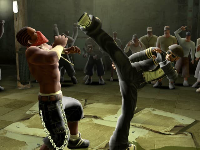 Def Jam : Fight for NY Xbox