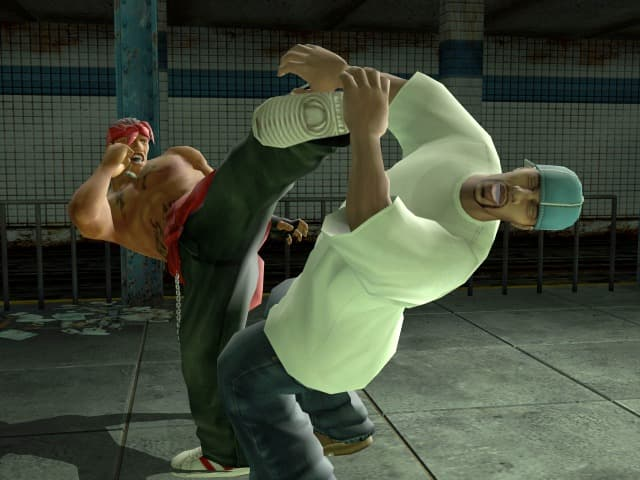 Xbox Def Jam: Fight for NY