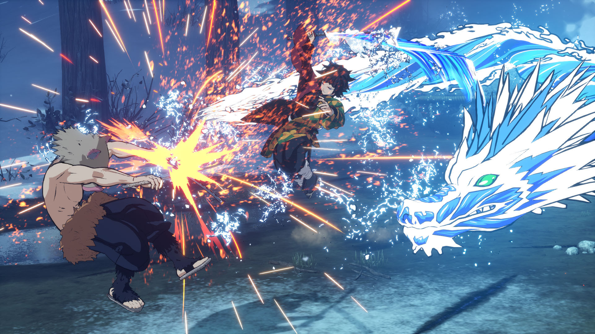 Xbox Series X & S Demon Slayer: Hinokami Keppûtan