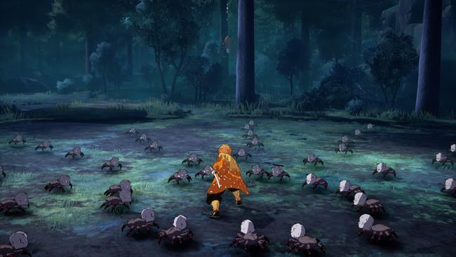Xbox Series X & S Demon Slayer: The Hinokami Chronicles