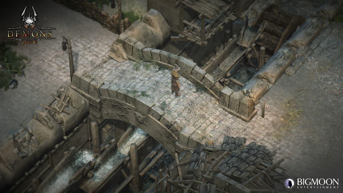 Demons Age Xbox