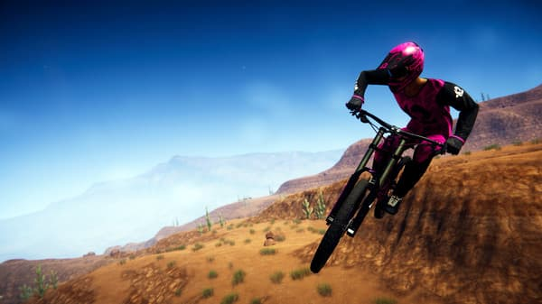 Xbox One Descenders