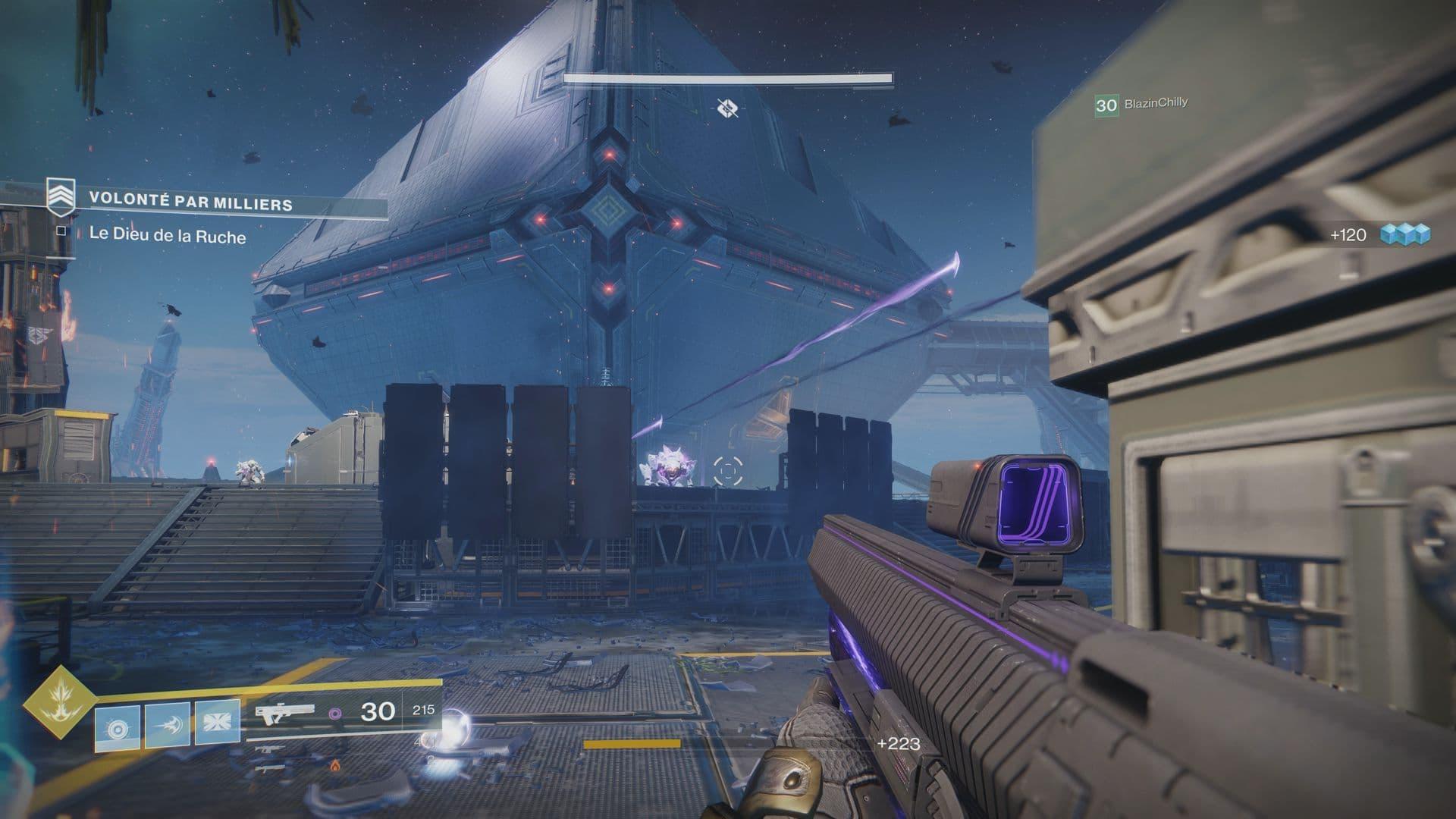 Destiny 2: L'Esprit Tutélaire