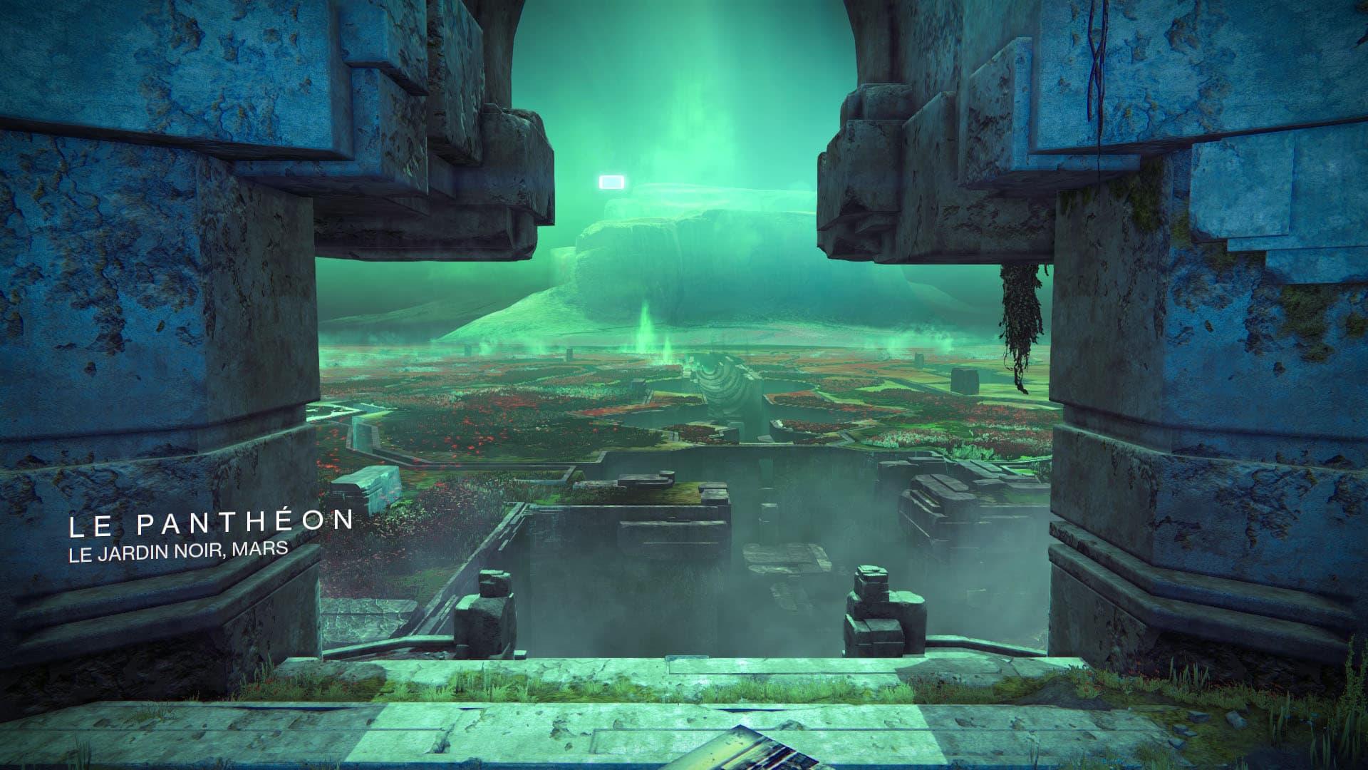 Destiny Extension I: Les Ténèbres Soutérénes