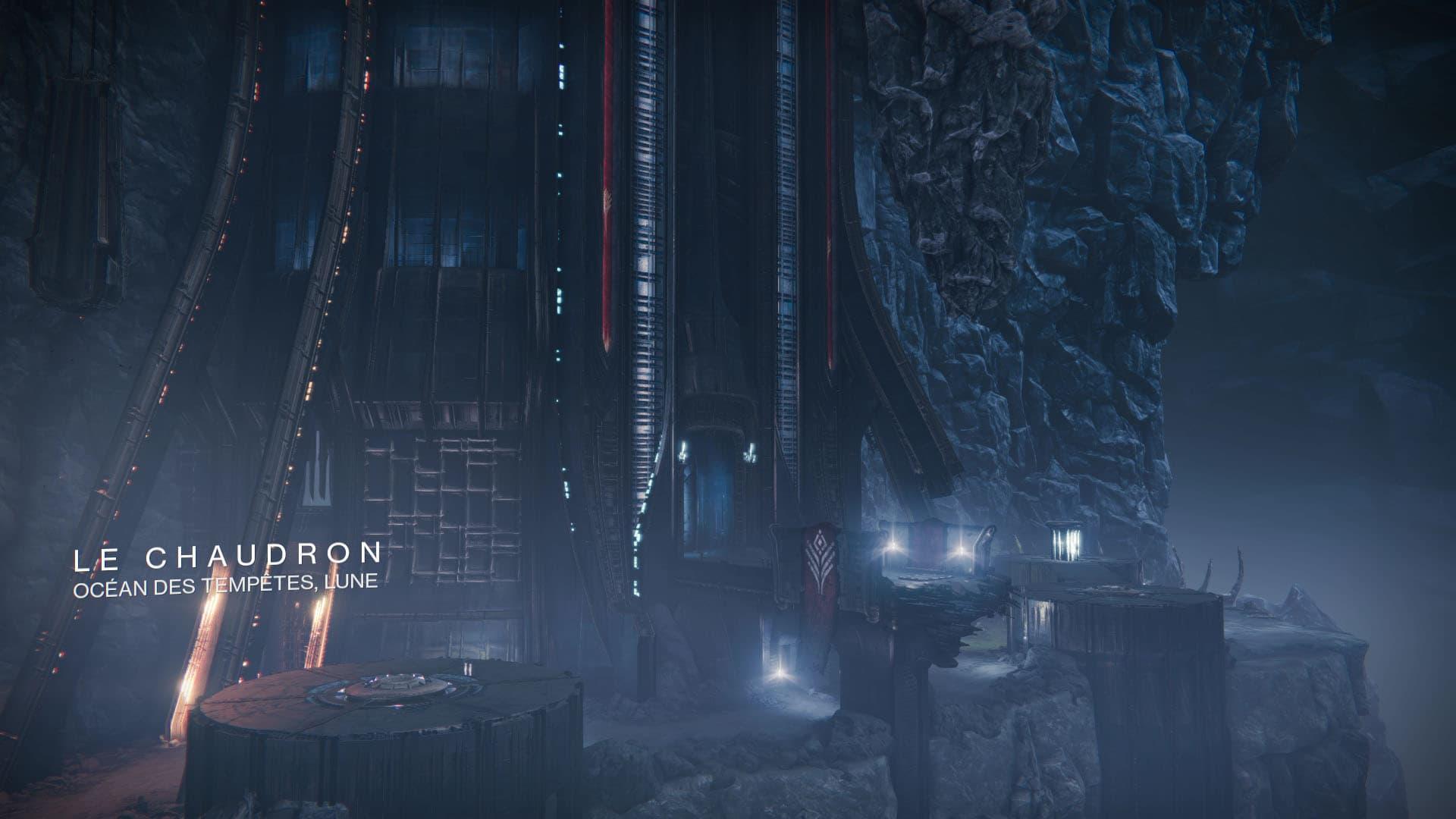 Destiny Extension I: Les Ténèbres Souterraines - Image n°6
