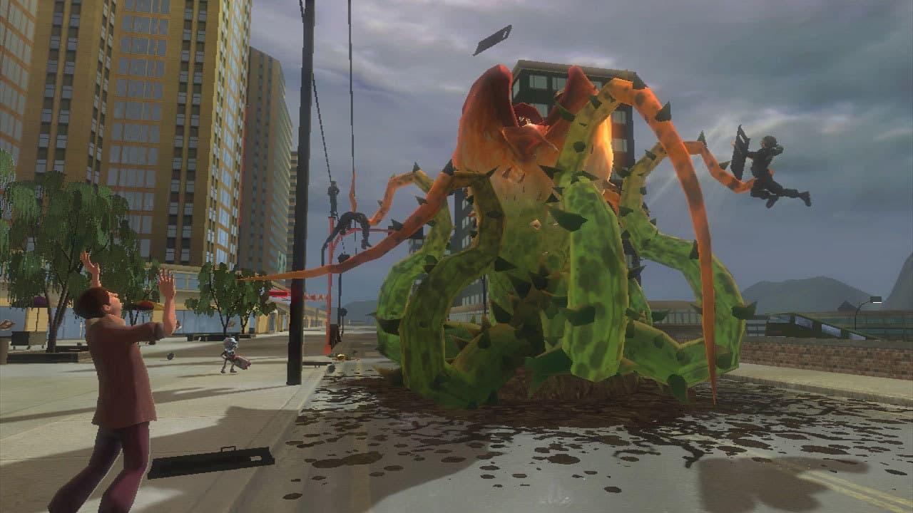 Destroy All Humans! En Route Vers Paname! Xbox