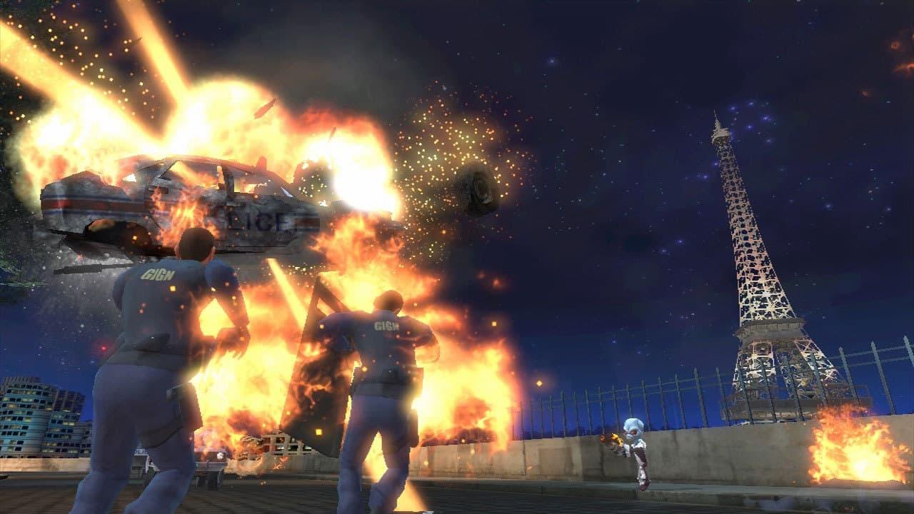 Destroy All Humans! En Route Vers Paname! Xbox 360