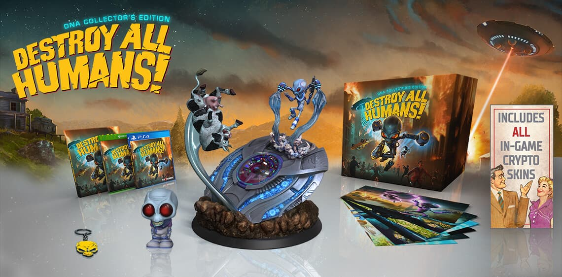 Destroy All Humans! - Remake Xbox One