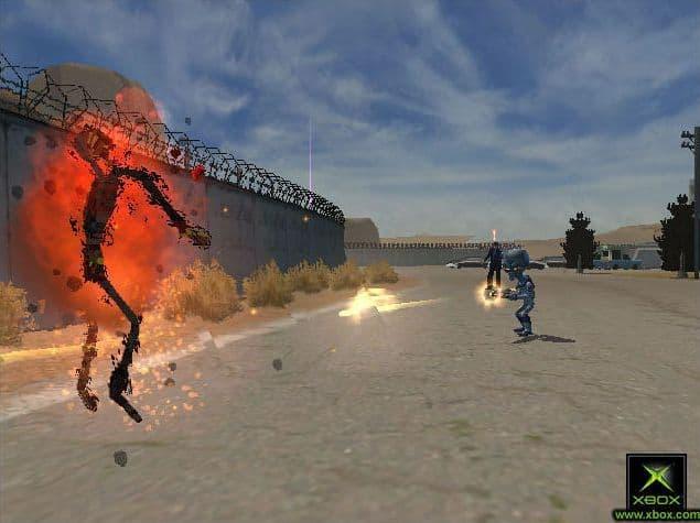 Xbox 360 Destroy All Humans!
