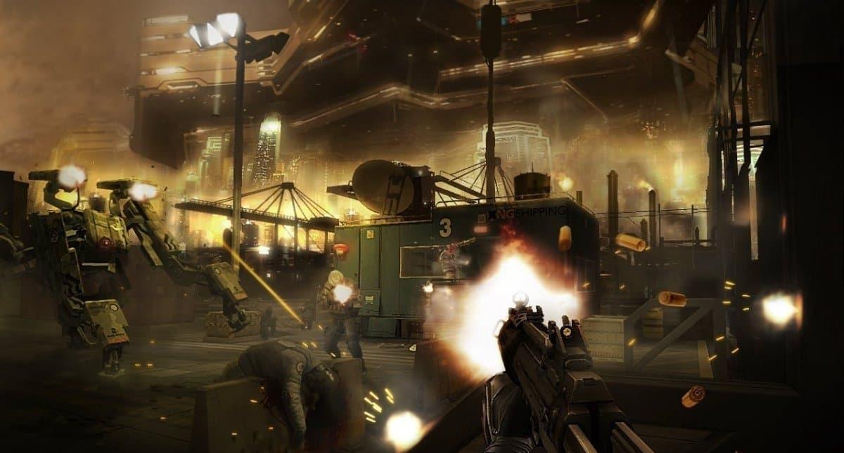 Xbox 360 Deus Ex: Human Revolution