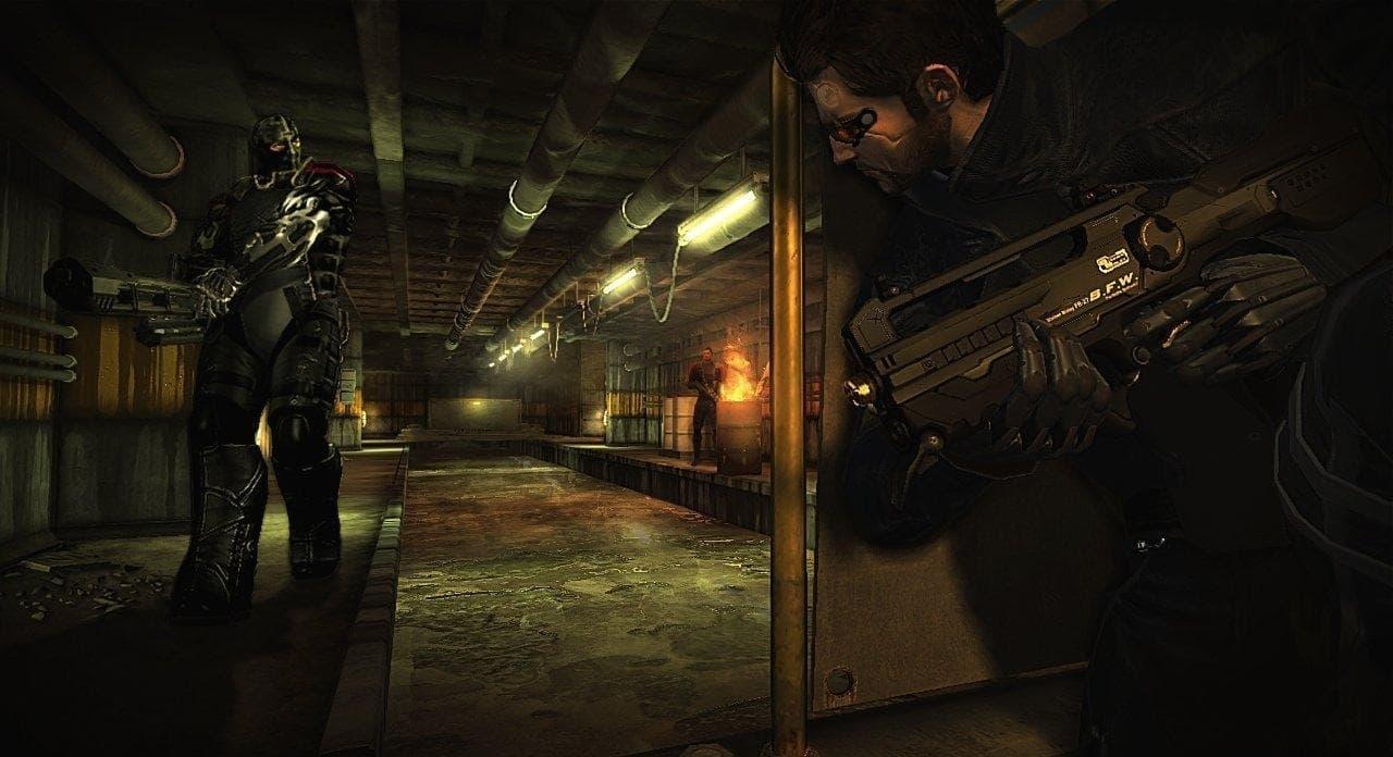 Deus Ex: Human Revolution - Image n°6