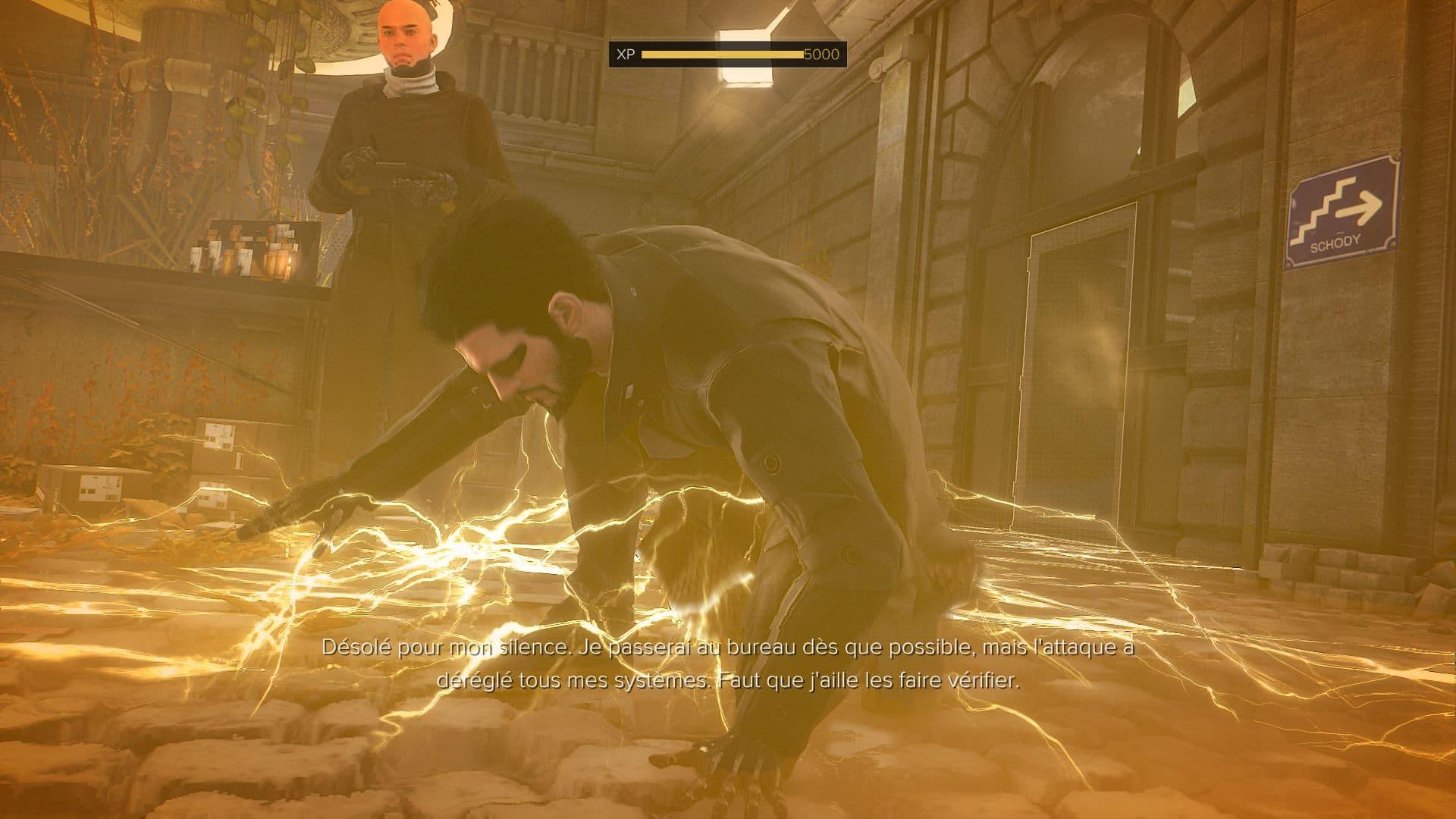 Deus Ex: Mankind Divided Xbox