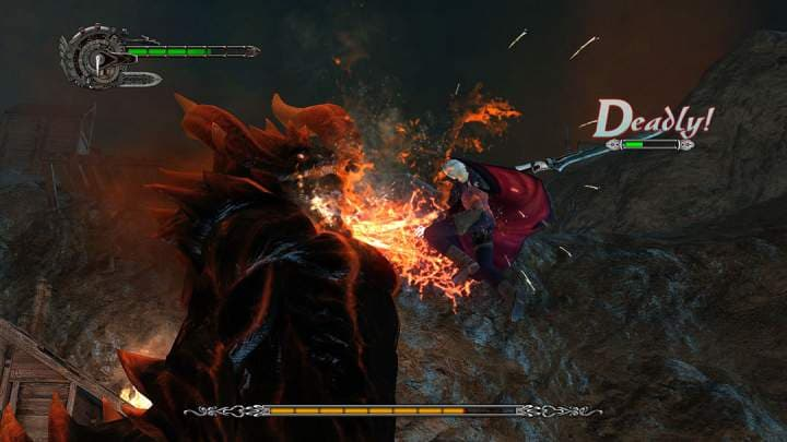 Xbox One Devil May Cry 4