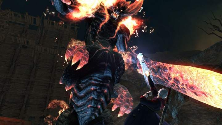 Devil May Cry 4 - Image n°8
