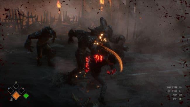 Xbox One Devil's Hunt