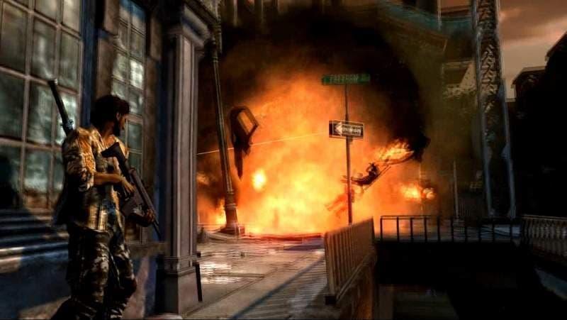 Xbox 360 Devil's Third