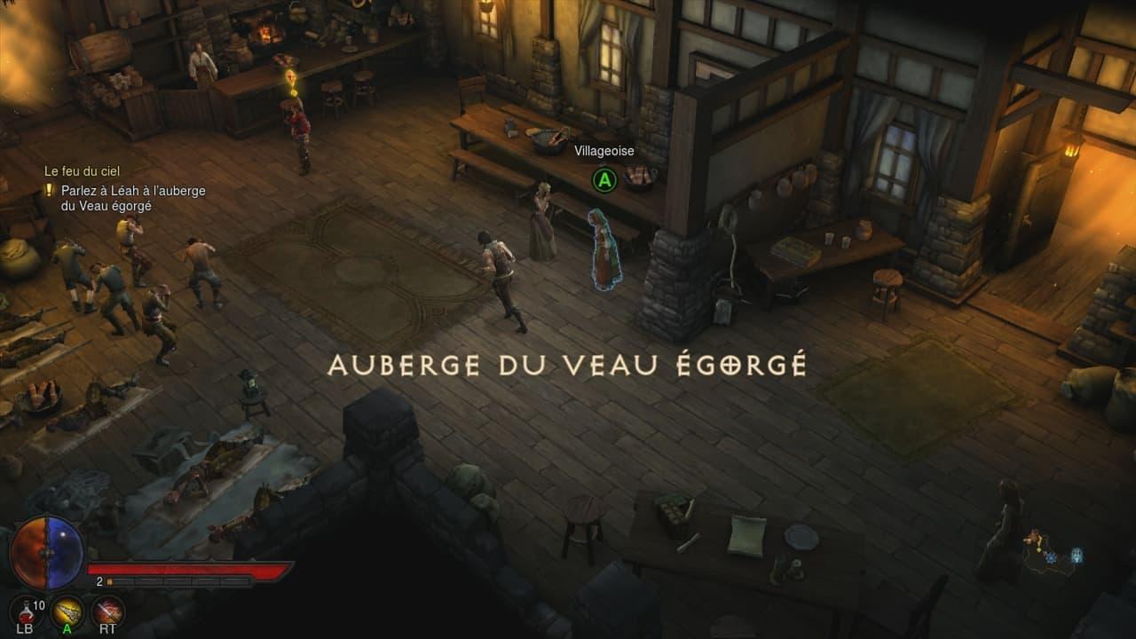 Diablo III: Ultimate Evil Edition Xbox