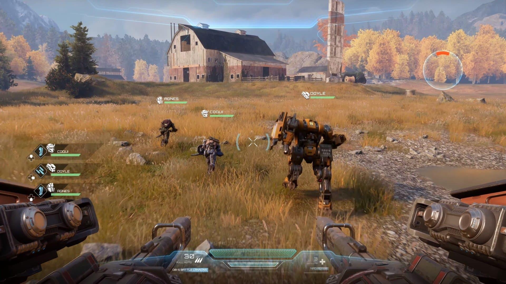 Xbox One Disintegration
