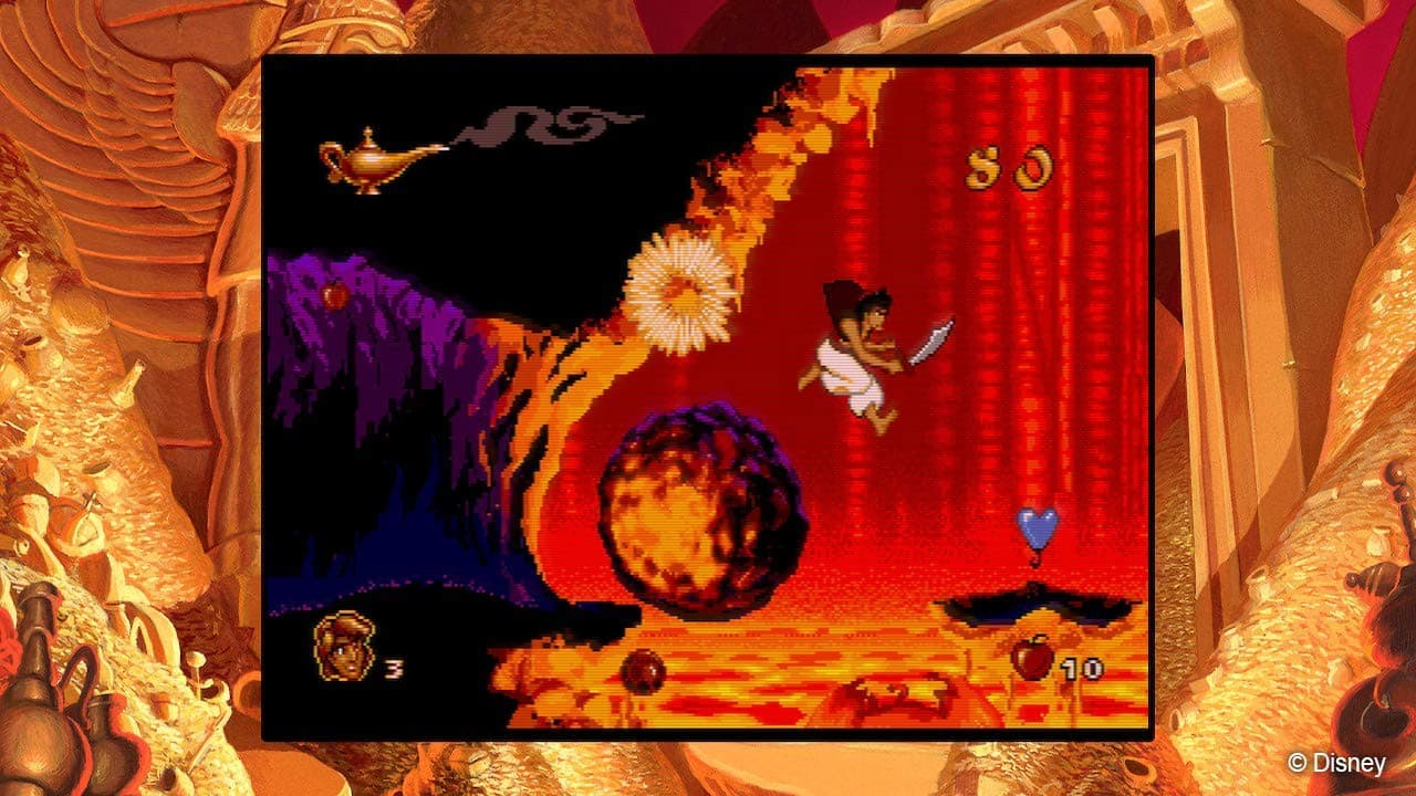 Disney Classic Games : Aladdin and The Lion King Xbox One