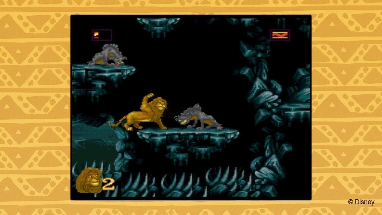 Xbox One Disney Classic Games : Aladdin and The Lion King