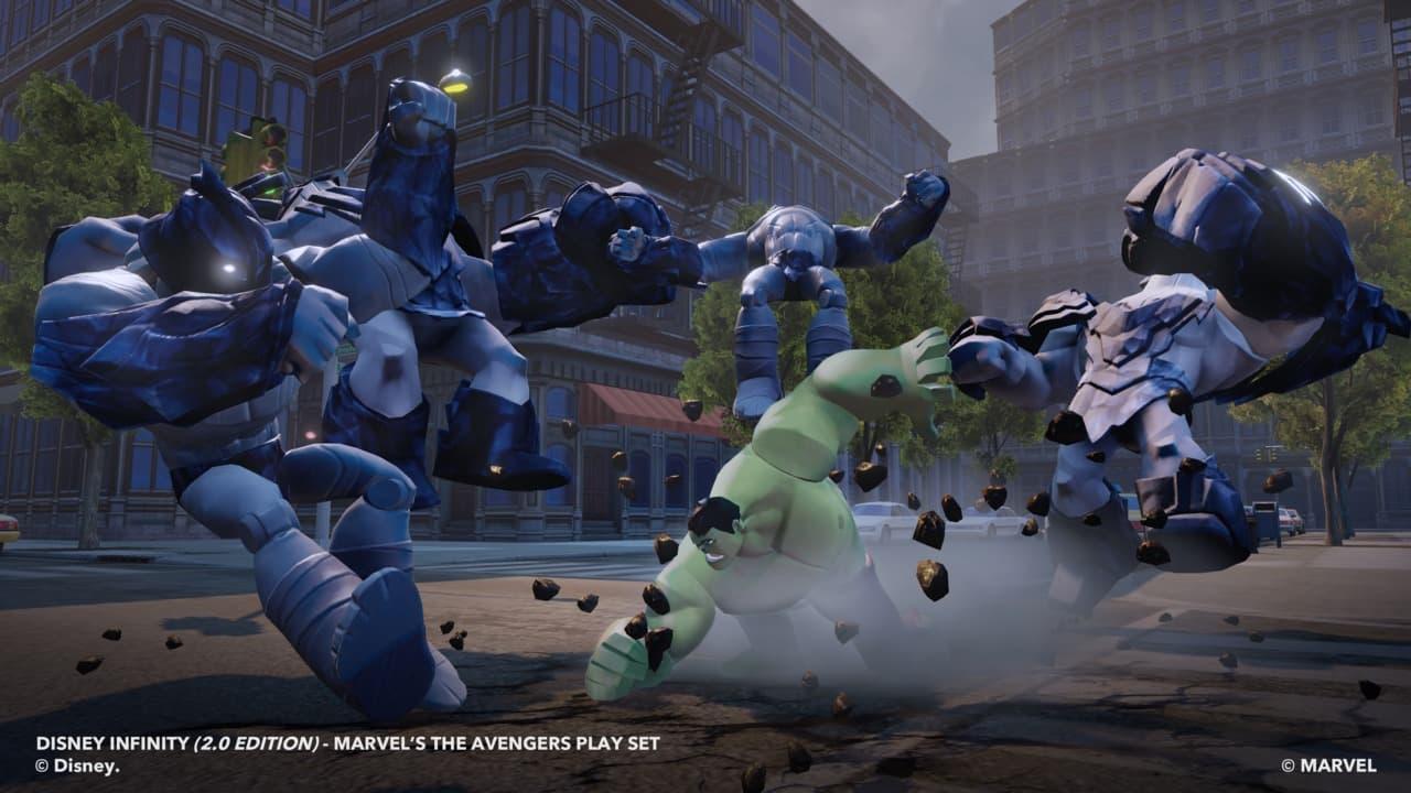 Xbox One Disney Infinity 2.0