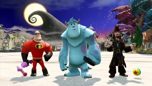 Disney Infinity Xbox 360