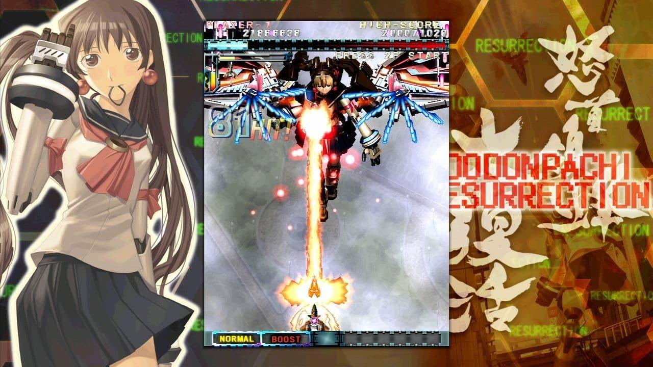 DoDonPachi Resurrection Xbox 360