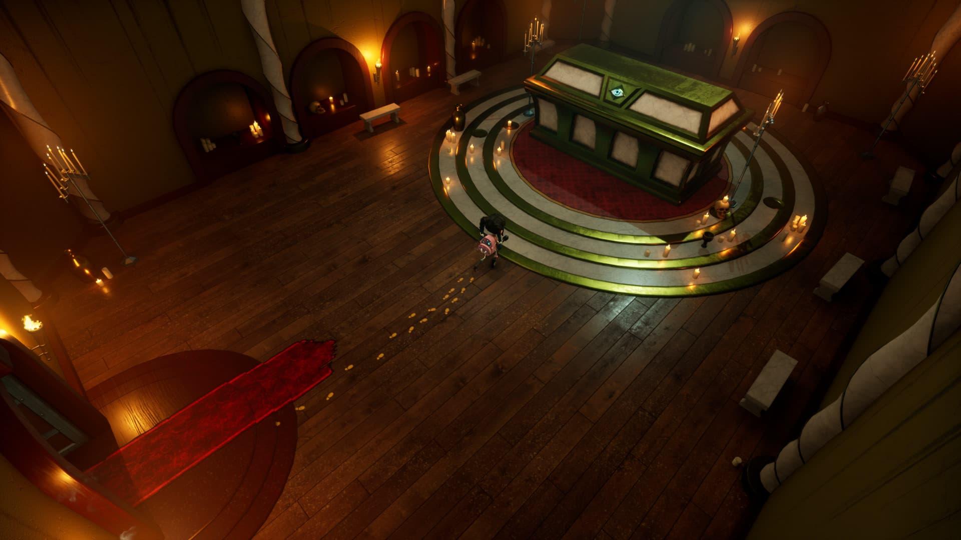 Xbox One Don't Die, Minerva!