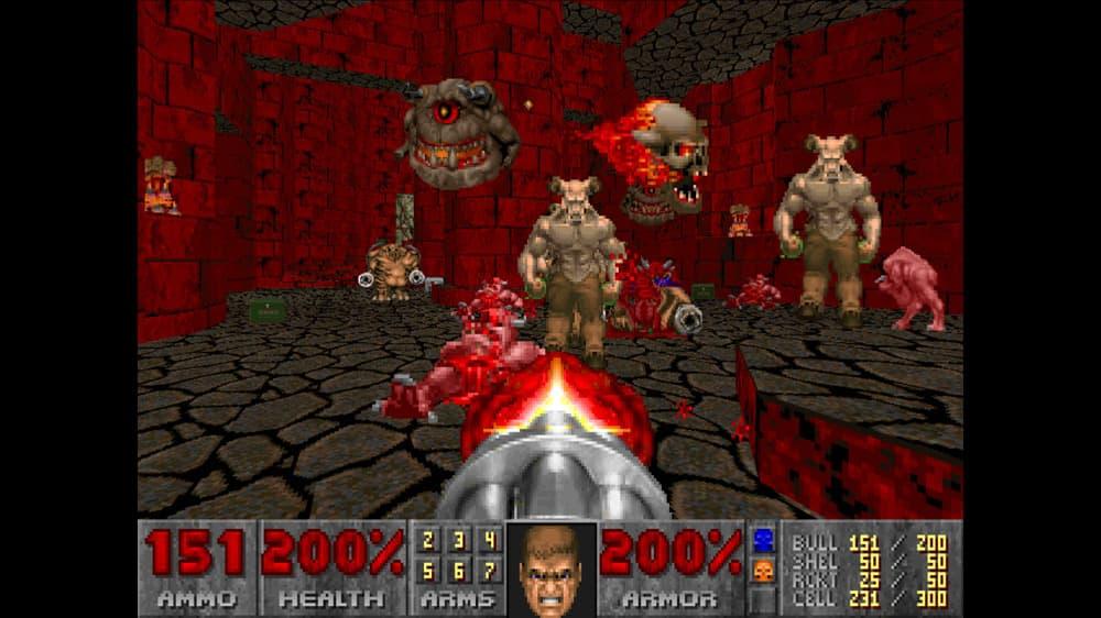 Doom II Xbox One
