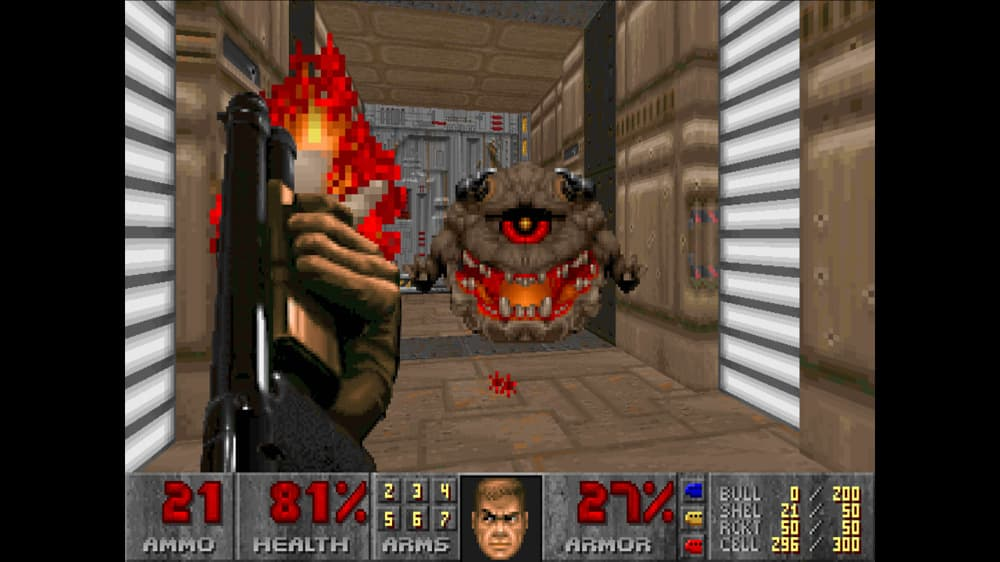 Doom II Xbox