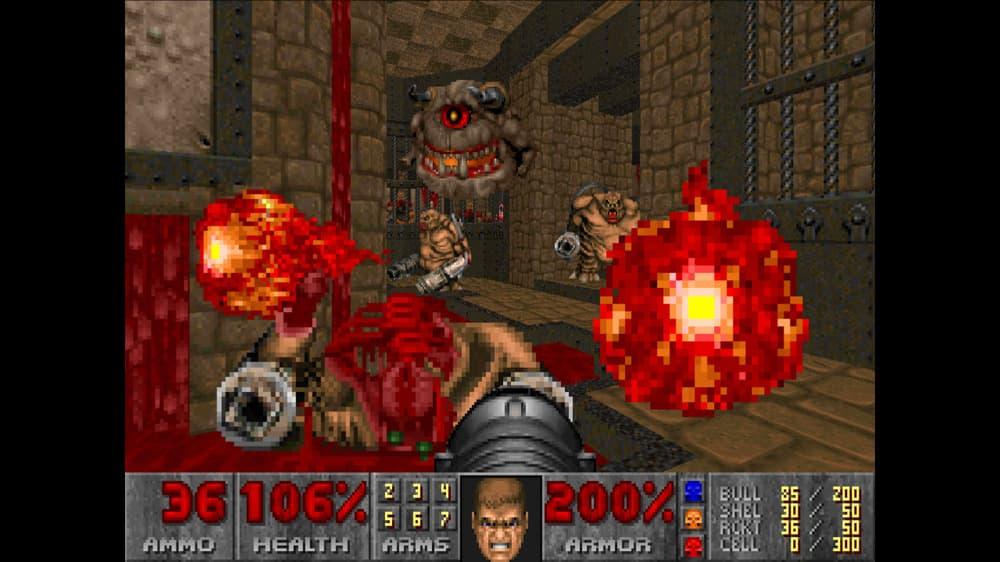 Xbox One Doom II