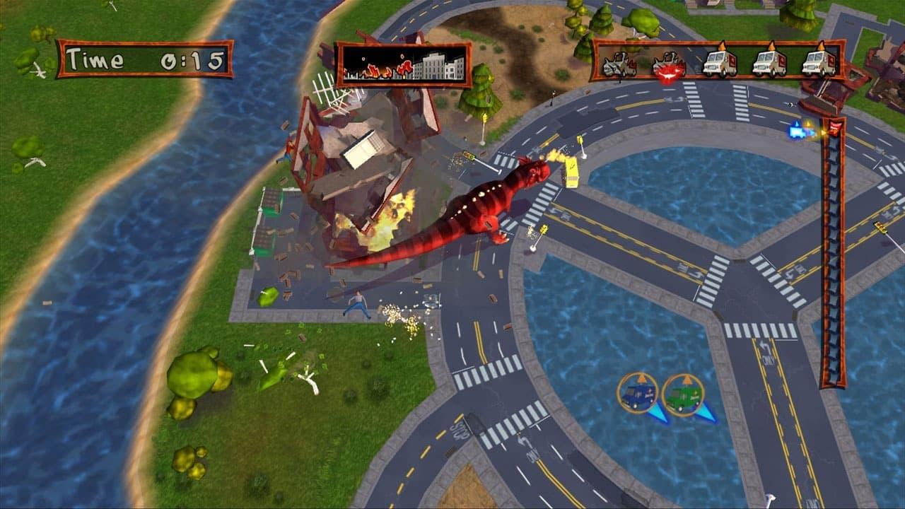 Doritos: Dash of Destruction Xbox