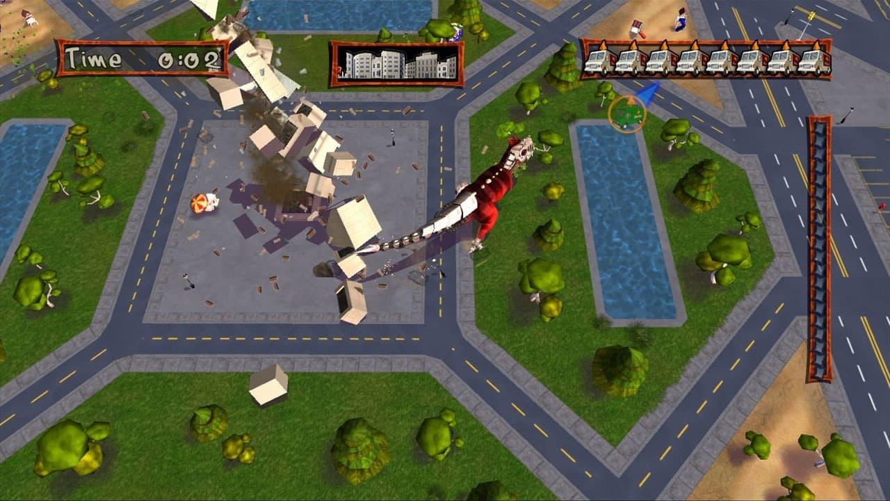 Doritos: Dash of Destruction Xbox 360