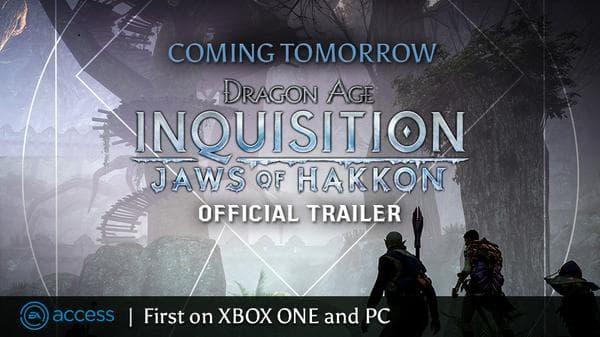 Dragon Age Inquisition: le tout premier DLC annoncé!