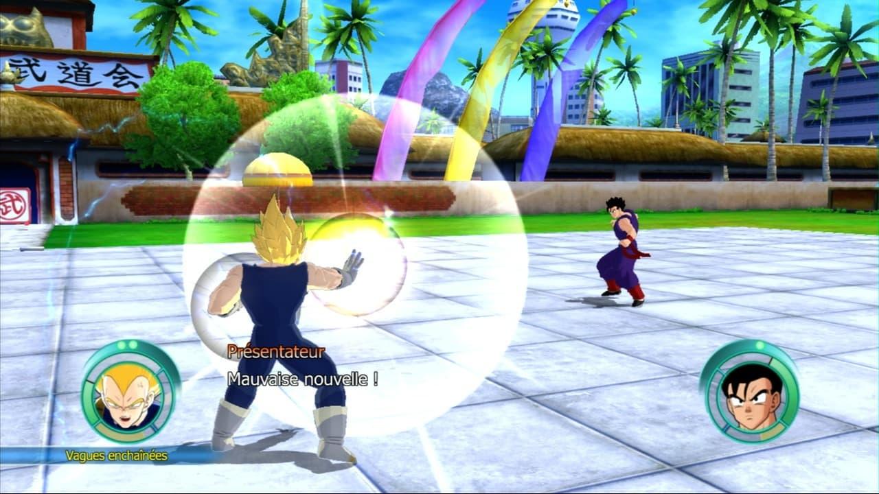 Dragon Ball Raging Blast Xbox