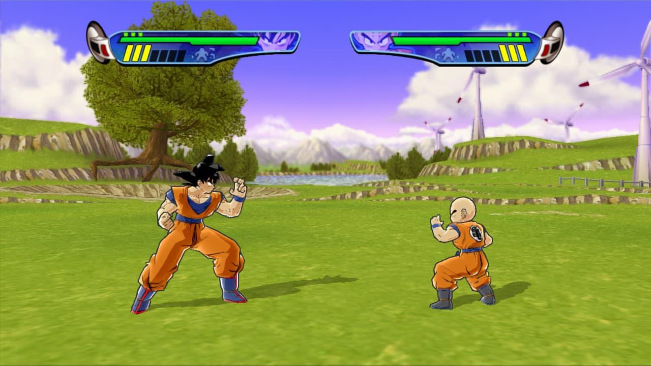 Xbox 360 Dragon Ball Z: Budokai HD Collection