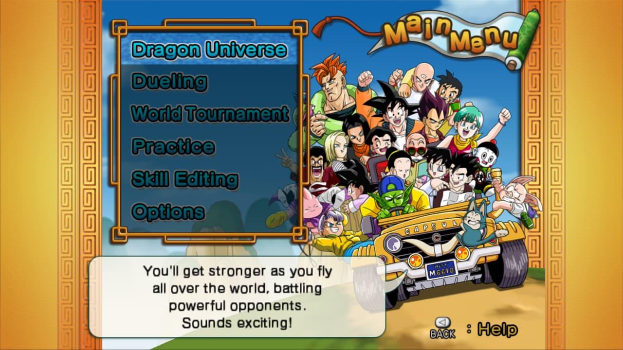 Dragon Ball Z: Budokai HD Collection Xbox