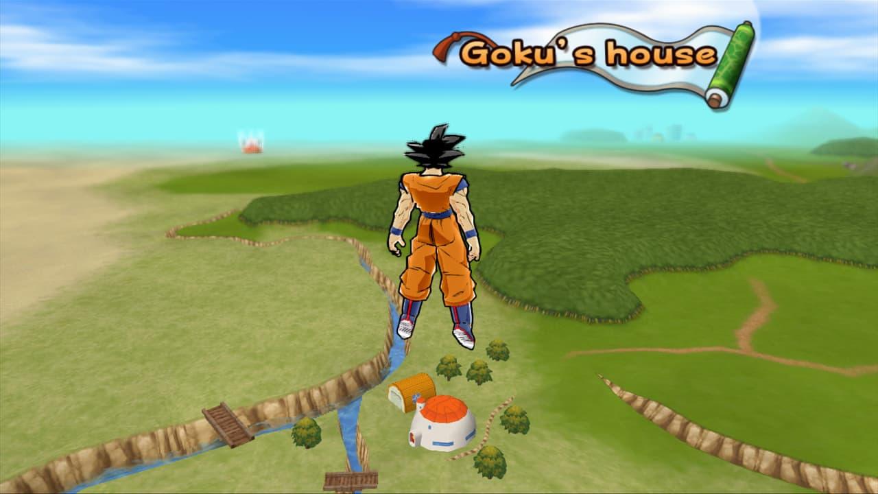 Dragon Ball Z: Budoké HD Collection